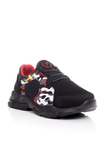 Tonny Black Siyah Çocuk Spor Ayakkabı Tbz20  Siyah